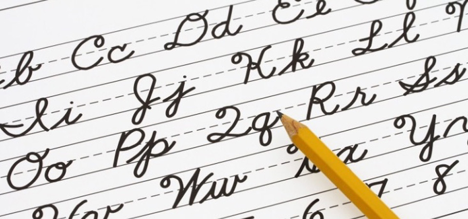 Connected Letters, Connected Thinking: How Cursive Writing Helps Us Learn